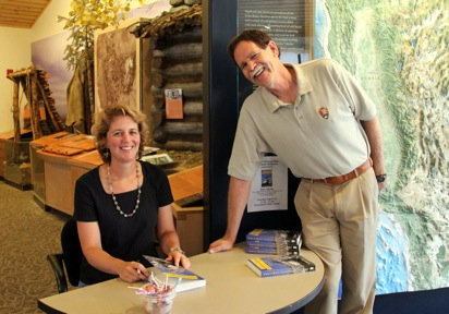 Book Signing at Great Basin National Park